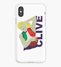 Clive Waterhouse - Classic Freo iPhone Case/Skin