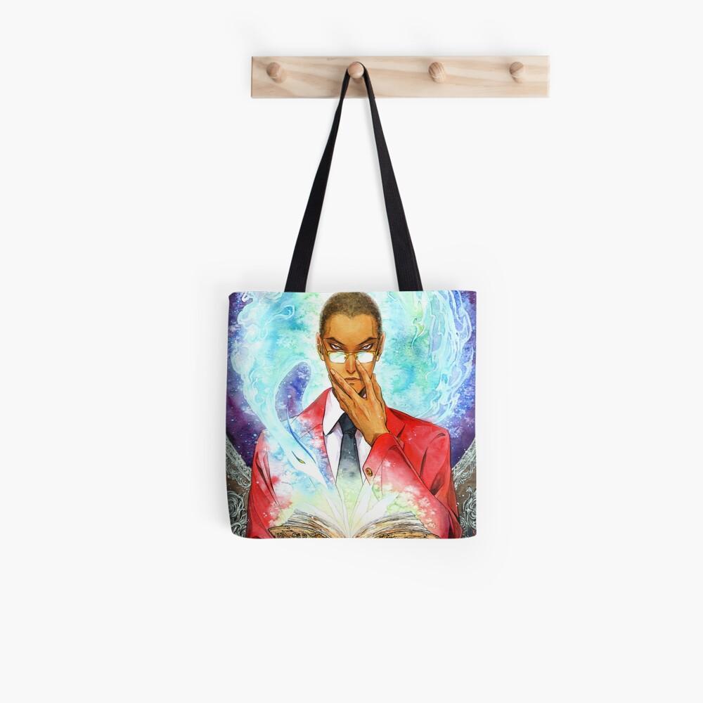 Recumon: the scholar and the Benu Tote Bag