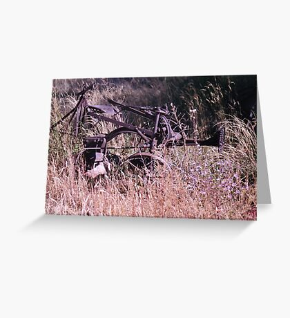 Final Resting Place Greeting Card
