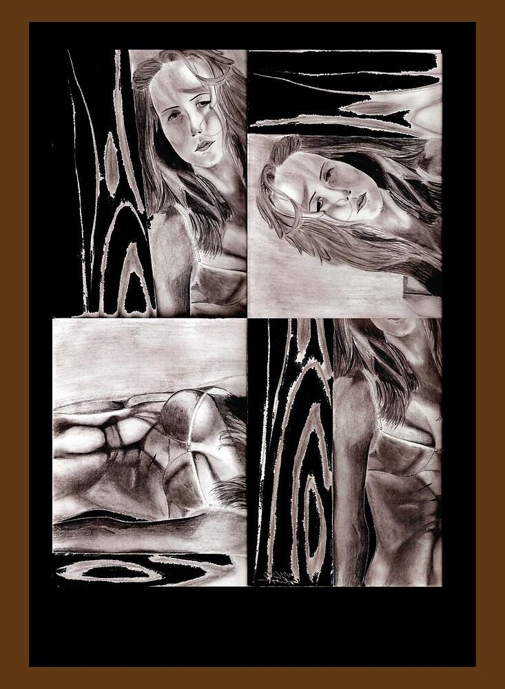 Doodle Life Sketch Collage by kjoemtac