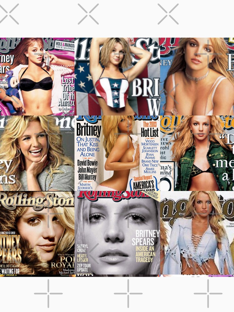 BRIT ROLLING STONE 3 by 3xcessive