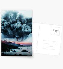Atomjunge Postkarten