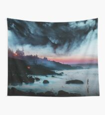 Atomic Boy Wall Tapestry