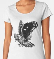 Night owl Women's Premium T-Shirt