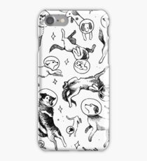 Space dogs iPhone 7 Case