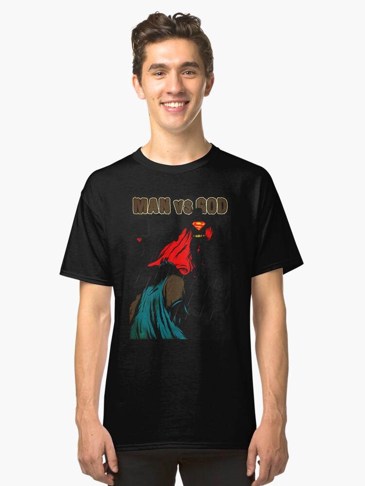 Greendevil Classic T-Shirt Front