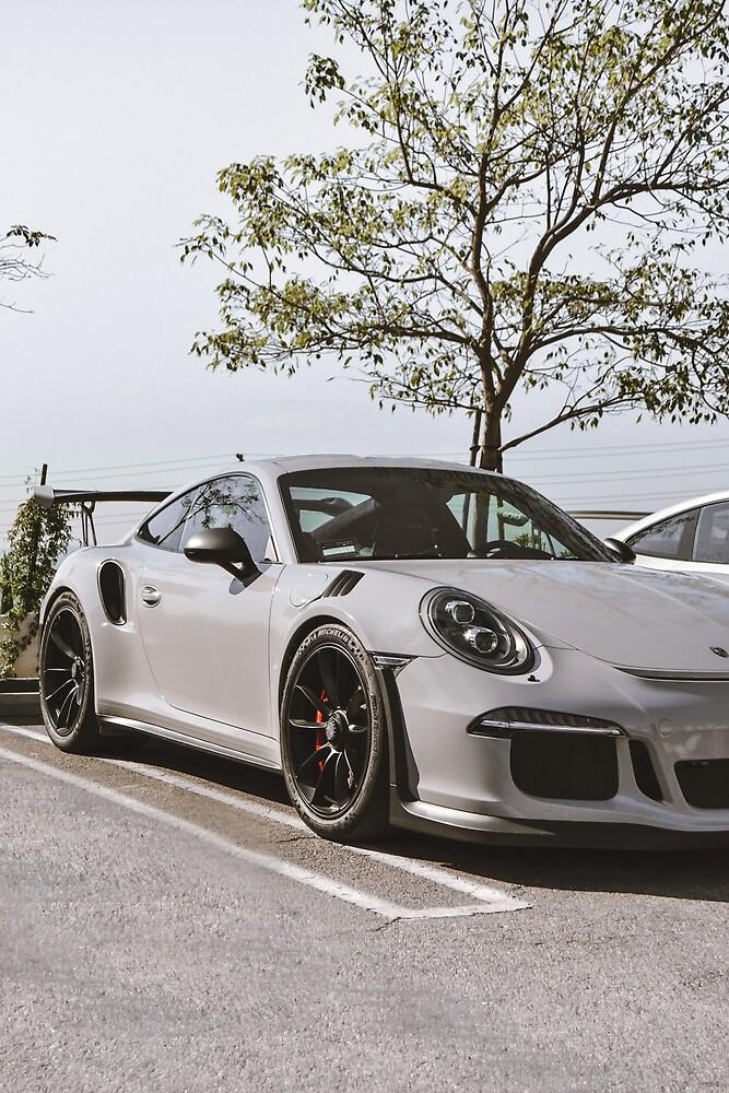 Porsche GT3RS by apertureauto