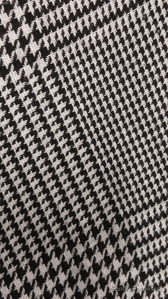 Houndstooth pattern by SandraPatterson