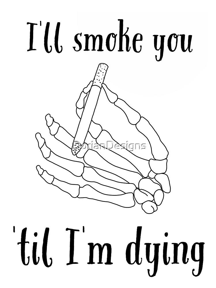 Smoking by DorianDesigns