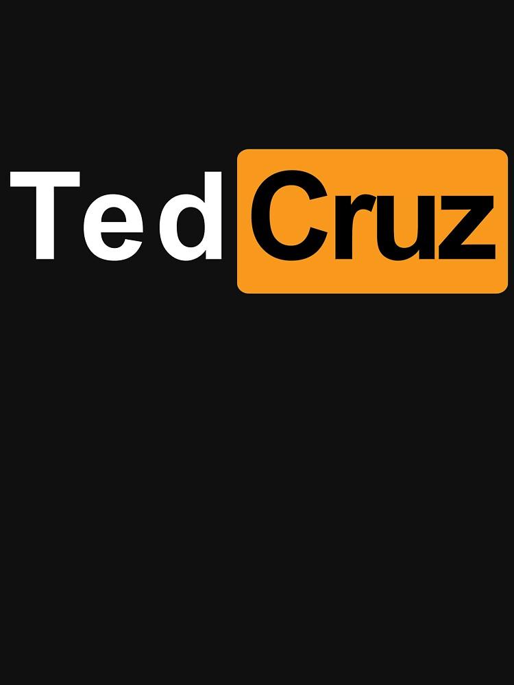 Ted Cruz (White/Black) by Pelicaine