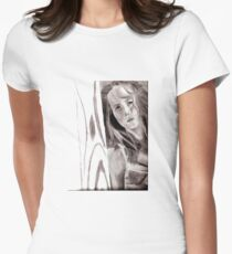 SketchAS 2 Women's Fitted T-Shirt