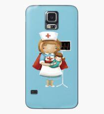 The Little Nurse Case/Skin for Samsung Galaxy