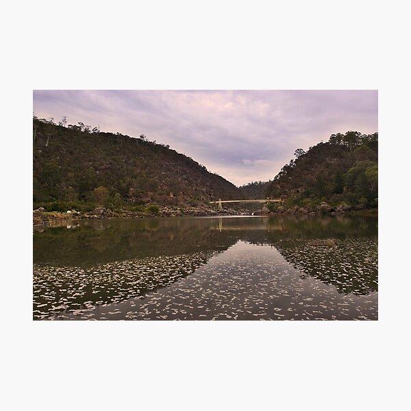 Morning at Cataract Gorge Photographic Print
