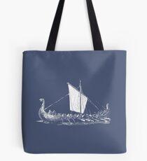 Viking Motive > Viking Boat > Long Boat Tote Bag