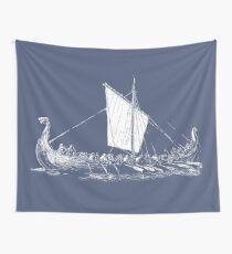 Viking Motive > Viking Boat > Long Boat Wandbehang