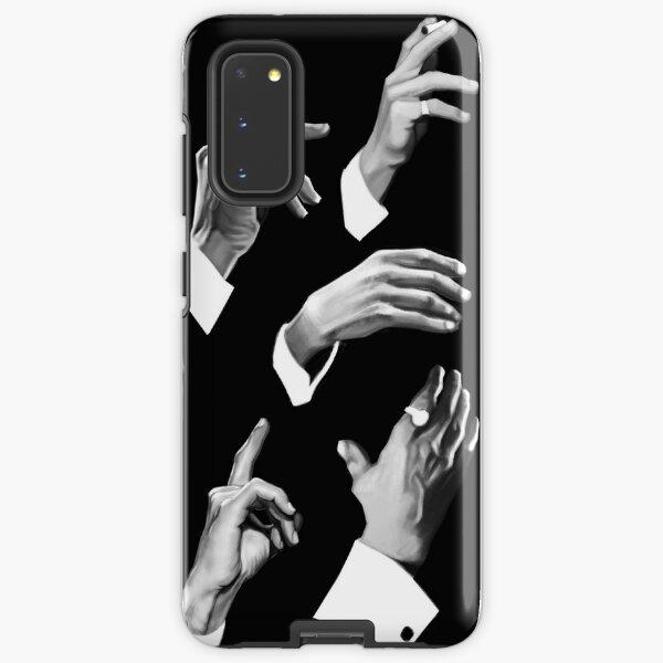 Peter Cushing's Artist Hands Samsung Galaxy Tough Case