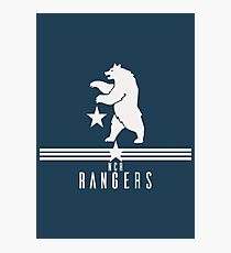 New California Republic Rangers Photographic Print