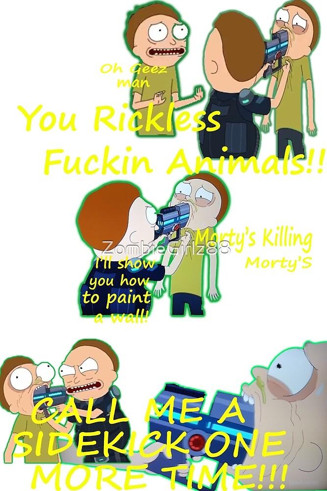 MORTY'S KILLING MORTY'S...OH GEEZ by ZombieGirlz88