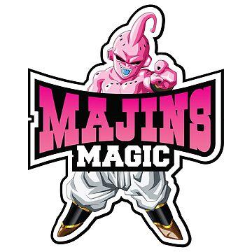 The Majins Magic by KITTYHAWK