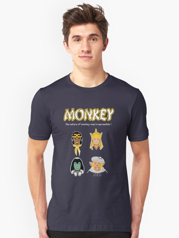 Monkey Magic III Unisex T-Shirt Front