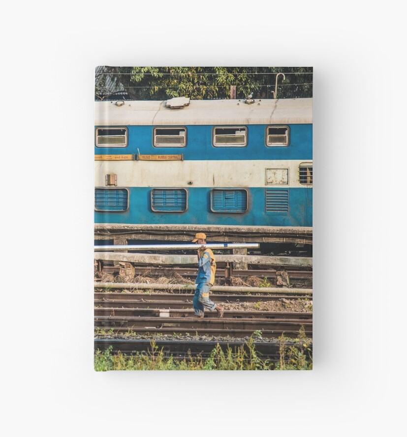 Trains from Mumbai, India by soytribu