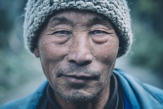 The man from Nepal by soytribu