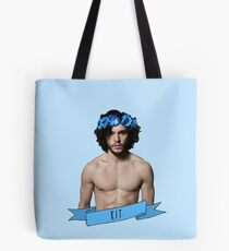 Bolsa de tela Jon Snow Flower Crown - Kit