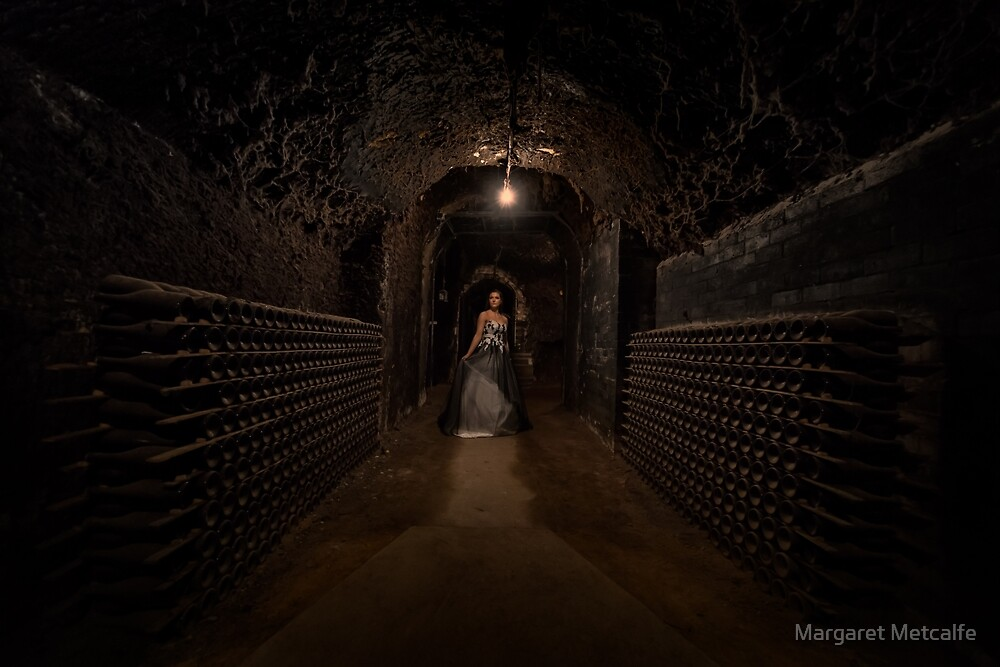 Cellar Beauty by Margaret Metcalfe