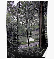 MIST ON THE PARK Poster