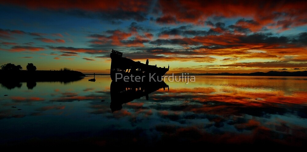Auspicious Dawn by Peter Kurdulija