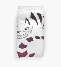 Cheshire Cat, Alice in Wonderland Duvet Cover