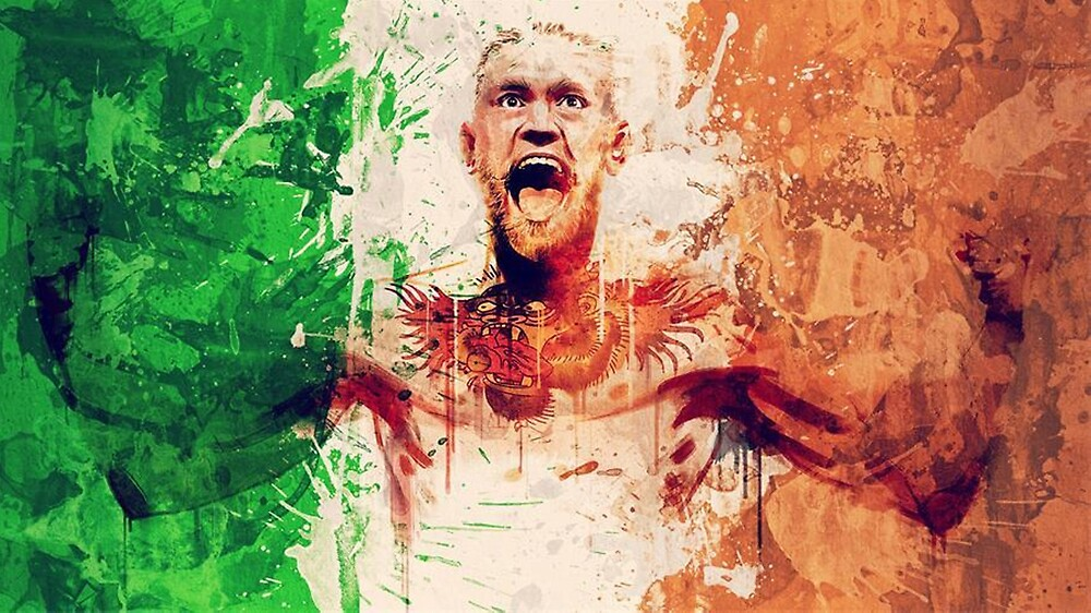 The Notorious Conor McGregor by slister