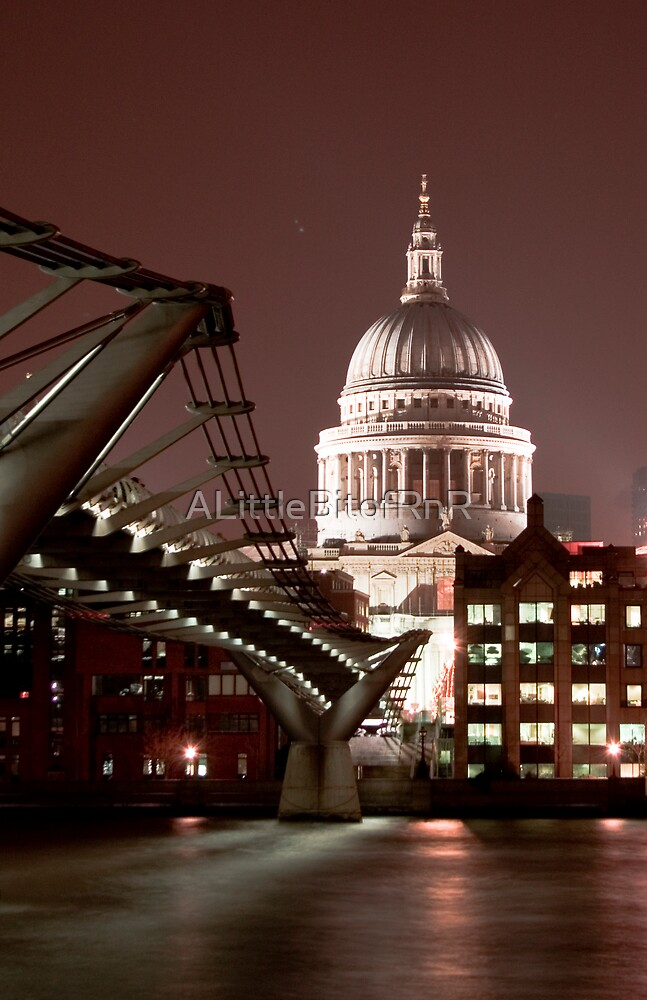 St Pauls Cathedral by ALittleBitofRnR