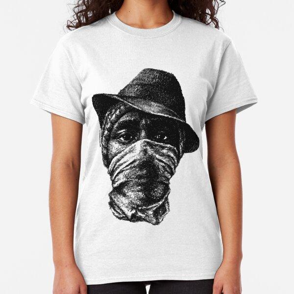 Scribbled Rapper Classic T-Shirt