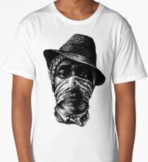 Scribbled Rapper Longshirt