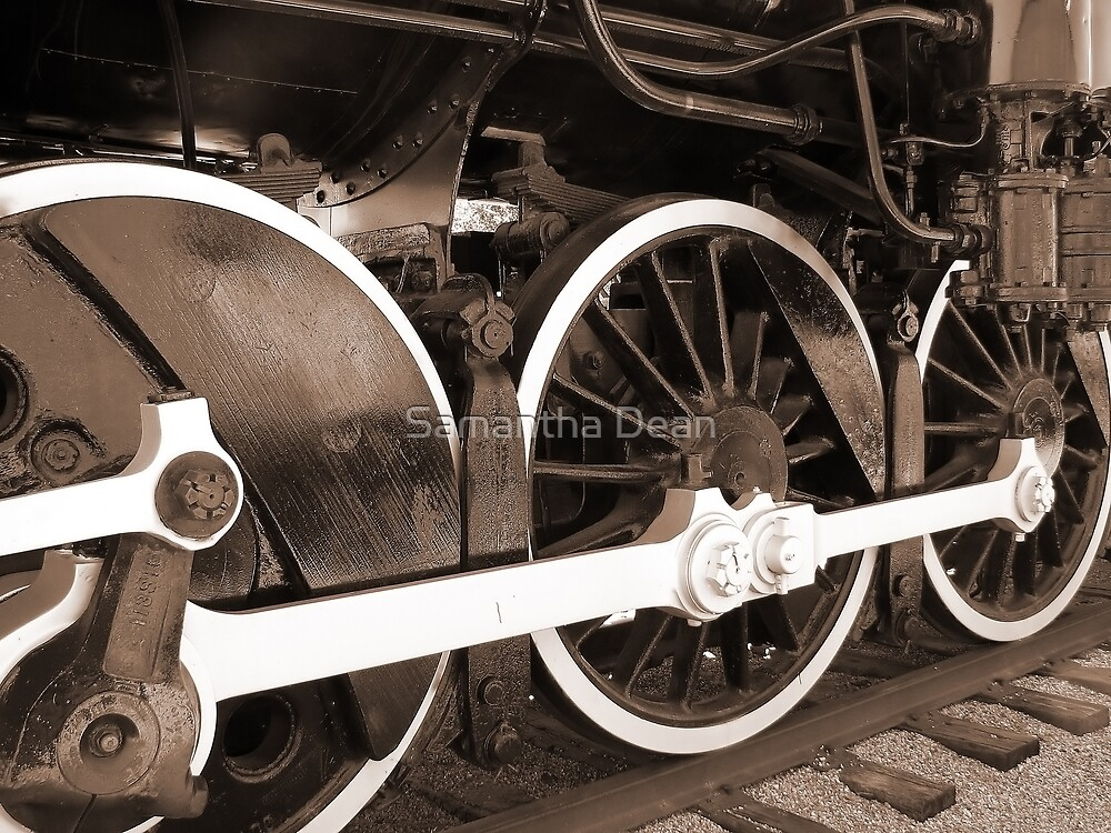 Steam Rollers by Samantha Dean
