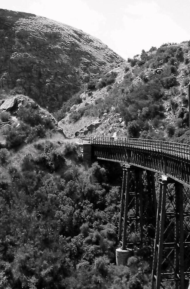 railway bridge by wendy075