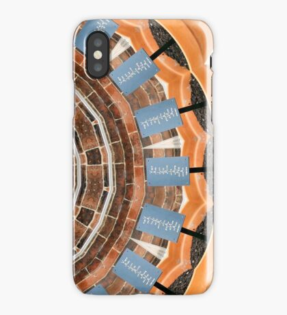 Plant Pots and Poetry iPhone Case/Skin