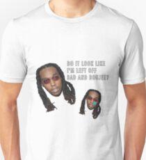 Migos Takeoff  Unisex T-Shirt