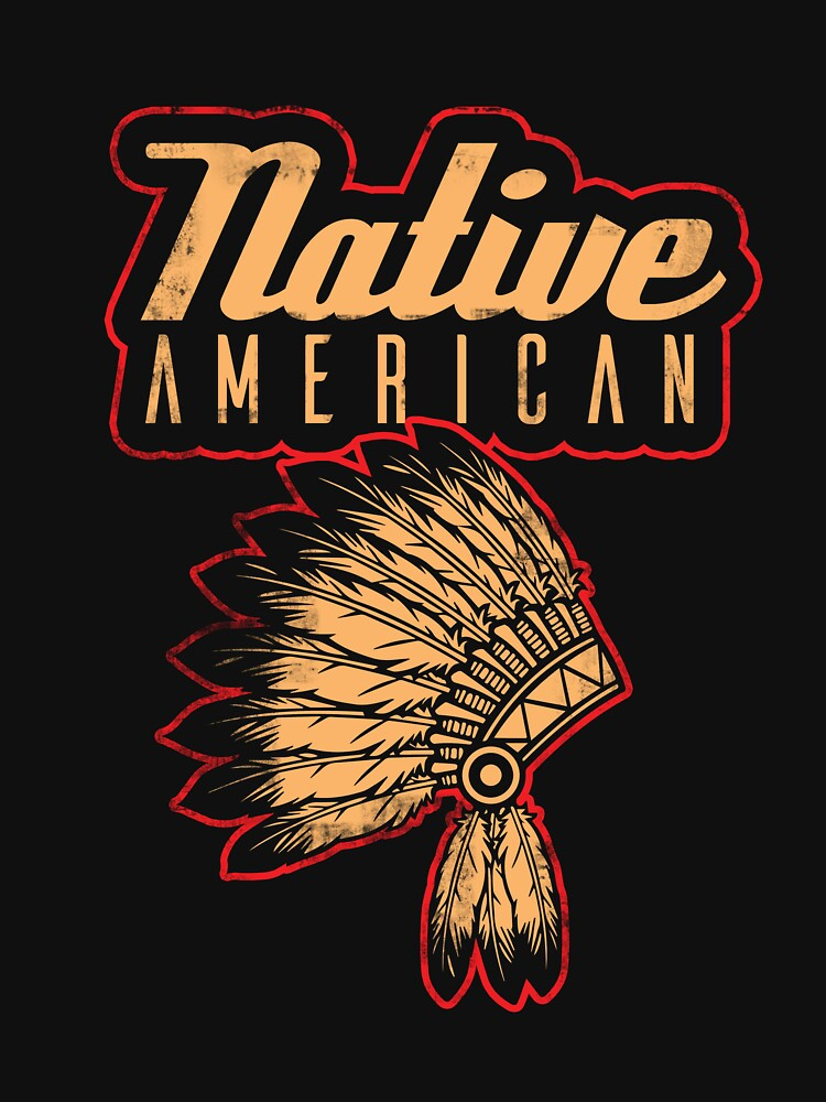 Native American Shirts. Native American Gifts For Women/Men by phungngocquynh