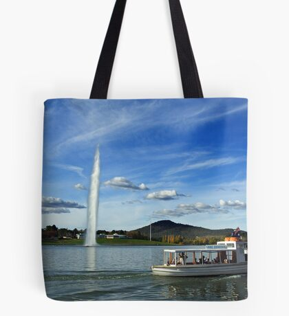 Lake Burley Griffin - Canberra Tote Bag