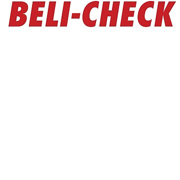 BELI-CHECK THEIR BALLS (New England)  by skillsthrills