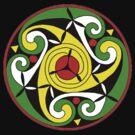 Celtic Spiral  by Antony Potts