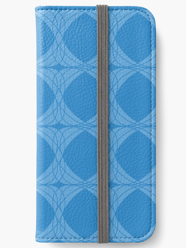 Abstract pattern - blue. by kerens