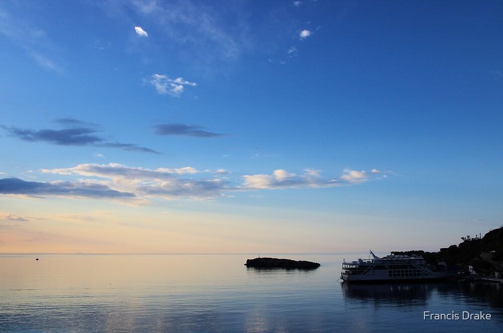Cretan Dawn by Francis Drake