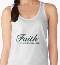 Faith Since - Dark Women's Tank Top