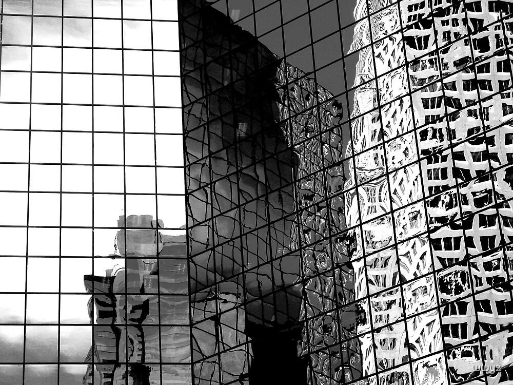 Urban Reflections III by wwyz