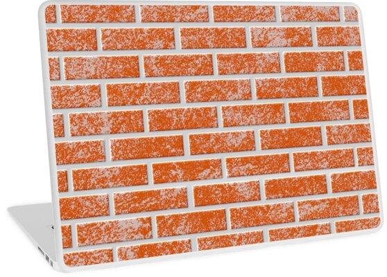 Brick wall illustration by OllegNik