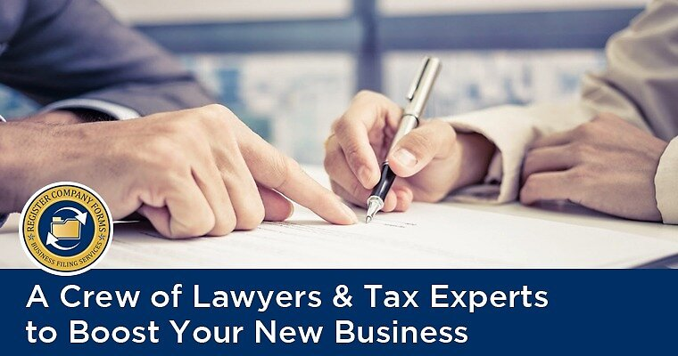 Register Company Forms – A Crew of Lawyers & Tax Experts to Boost Your New Business by Register Company Forms