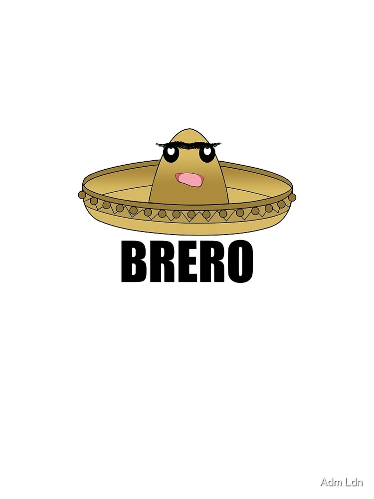 Meet The Brero's; Dad, Brero, Mombrero and Sonbrero by adamhills
